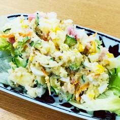 絶品☆チーズinポテトサラダ