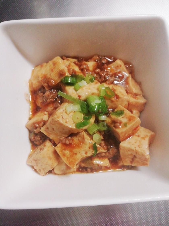 簡単お家の麻婆豆腐