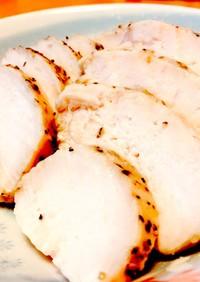 柔らかしっとりサラダチキン(鶏ハム)