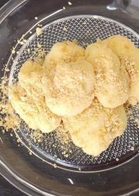 お鍋ひとつで作る みるく餅