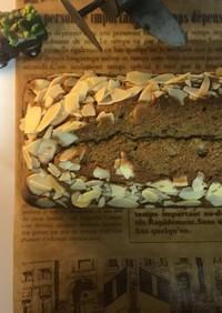 珈琲とラム酒香るパウンドケーキ