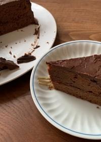 デビルズ フード ケーキ(チョコケーキ)