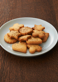 オーブンレンジで!簡単!クッキー