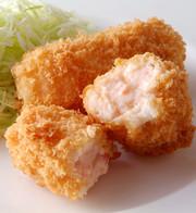 【蟹だしつゆ】かにクリームコロッケ の写真