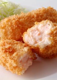 【蟹だしつゆ】かにクリームコロッケ