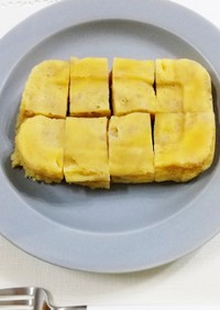 レンジで♩おからバナナ蒸しパン