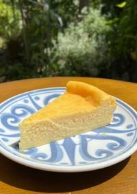 爽やかベイクドチーズケーキ