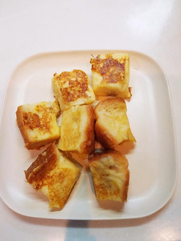 離乳食&幼児食☆バナナフレンチトースト