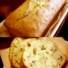 メープル風味♪サツマイモパウンドケーキ