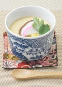 【かに贅沢つゆ】茶碗蒸し