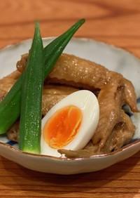 鶏手羽のお酢煮[酢&麹甘酒&塩麹]