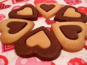 バレンタイン★クリスマス★ハートクッキー
