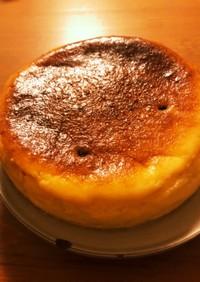 めちゃ簡単 ベイクドチーズケーキ