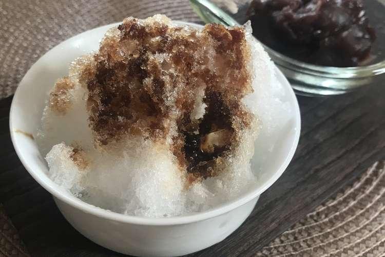 レシピ かき氷 シロップ 抹茶やいちごシロップも手作り!「かき氷」の簡単アレンジレシピ5選