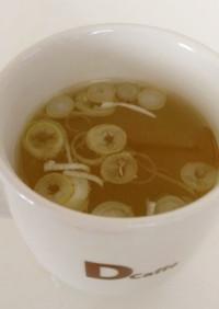 簡単中華風スープ