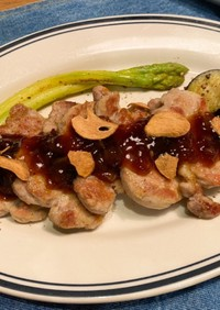 ♡玉ねぎと醤油の万能ステーキソース♡