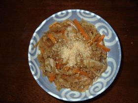 定番だけど☆切干大根の煮物~残った時のアレンジ付き♪~