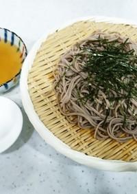 おソバの戻し方&茹で方☆乾麺で生麺風