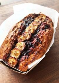HMブラックベリージャムのパウンドケーキ