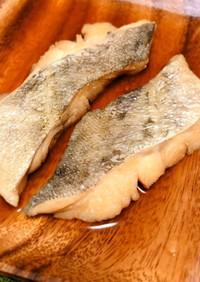 銀鱈の煮付け(下処理から仕上げまで)
