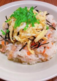 簡単☆ちらし寿司