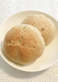 こね・発酵なし!簡単に作れる全粒粉パン☆