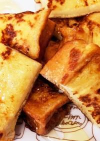 ☆食パンで簡単フレンチトースト☆