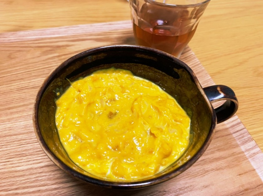 かぼちゃのスープ【覚書】