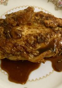 30分チキン バルサミコソース