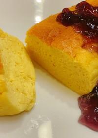 低糖質!ダイエットチーズケーキ*ふんわり