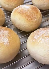 丸い♪もちもち米粉パン