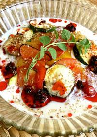彩り鮮やか!夏野菜を使ったラタトゥイユ