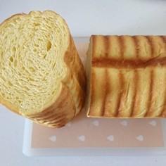 カボチャのトヨ型パン