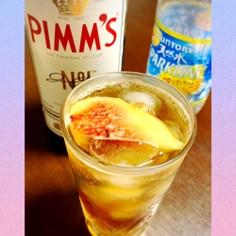イギリス夏のカクテル☆ピムス