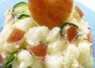 りんごいっぱいポテトサラダ