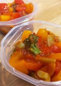 離乳食完了期 トマトの鮮やか煮