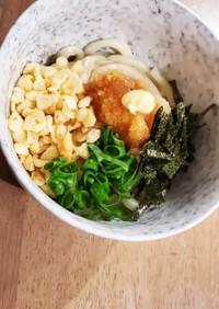 麺つゆ+ポン酢で ★簡単ぶっかけうどん★