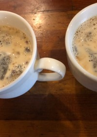 カフェ風!あまーい氷コーヒー!