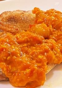 自家製トマトソース(ミニトマトから)