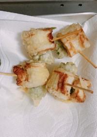 竹輪の天ぷら2種