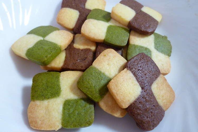 抹茶 アイス ボックス クッキー