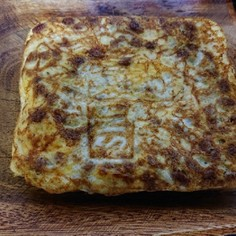 和レンチ納豆トースト