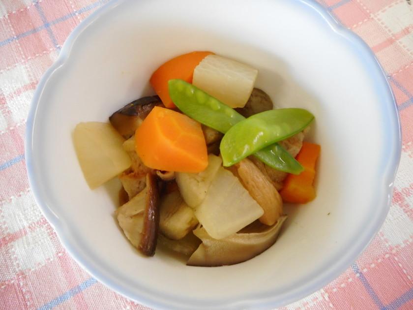 野菜の含め煮