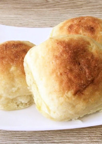 モチモチで美味しい!じゃがいもパン