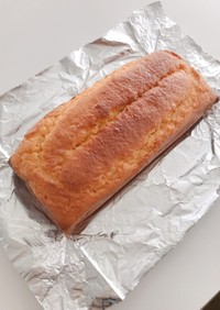 糖質オフグルテンフリー人参パウンドケーキ