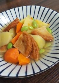 簡単シンプルな さつま揚げの煮物