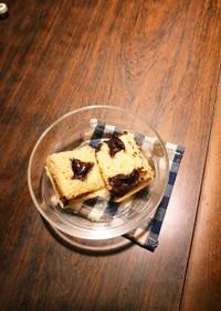 お豆腐チョコレート蒸しパン♡♡