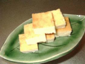 とってもシンプルなベークドチーズケーキ