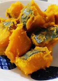 かぼちゃの煮物☆てんさい糖使用