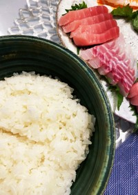 すし飯 甘すぎず手巻き寿司向き母のレシピ
